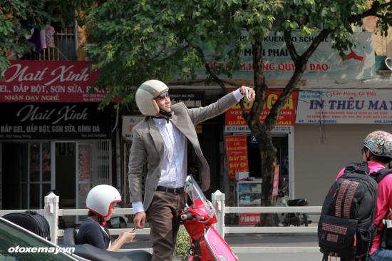 Distinguished Gentleman's Ride lần đầu tại Hà Nội_ảnh10