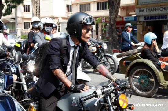 Distinguished Gentleman's Ride lần đầu tại Hà Nội_ảnh9