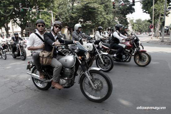 Distinguished Gentleman's Ride lần đầu tại Hà Nội_ảnh8