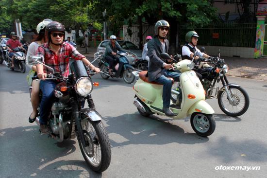 Distinguished Gentleman's Ride lần đầu tại Hà Nội_ảnh18