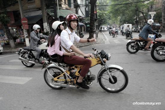 Distinguished Gentleman's Ride lần đầu tại Hà Nội_ảnh20
