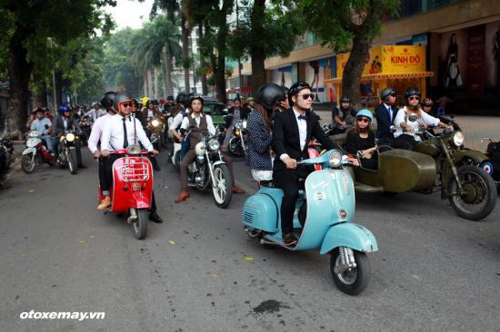 Distinguished Gentleman's Ride lần đầu tại Hà Nội_ảnh22