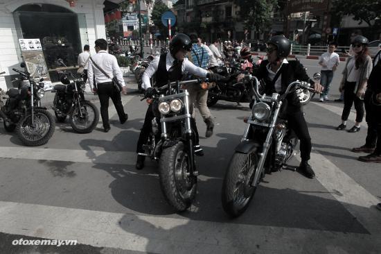 Distinguished Gentleman's Ride lần đầu tại Hà Nội_ảnh2