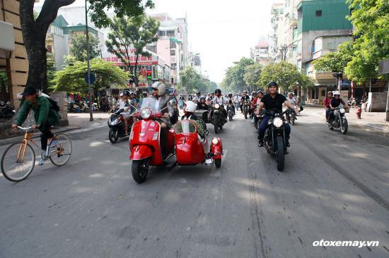 Distinguished Gentleman's Ride lần đầu tại Hà Nội_ảnh23
