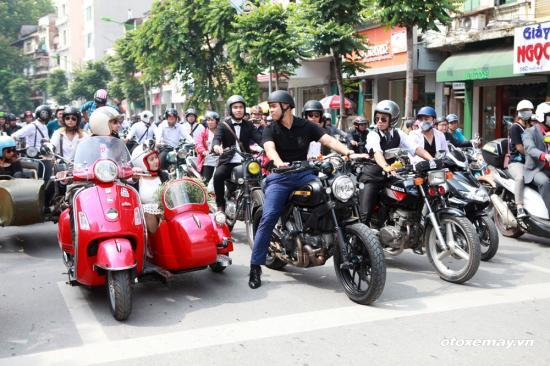 Distinguished Gentleman's Ride lần đầu tại Hà Nội_ảnh24