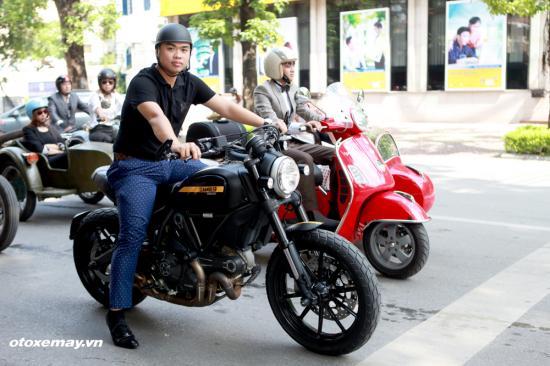 Distinguished Gentleman's Ride lần đầu tại Hà Nội_ảnh25