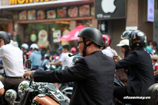 Distinguished Gentleman's Ride lần đầu tại Hà Nội_ảnh26