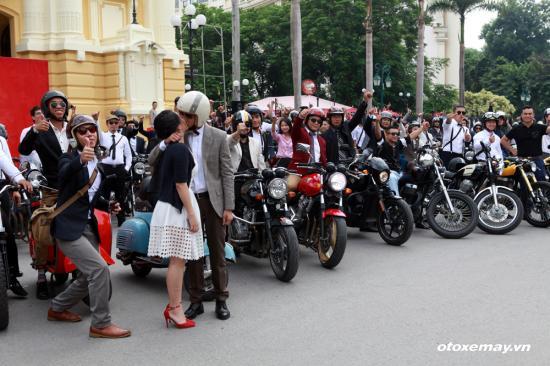 Distinguished Gentleman's Ride lần đầu tại Hà Nội_ảnh27