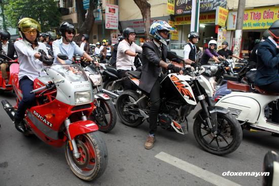 Distinguished Gentleman's Ride lần đầu tại Hà Nội_ảnh28