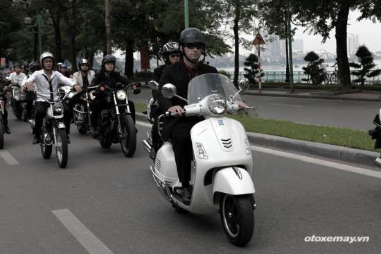 Distinguished Gentleman's Ride lần đầu tại Hà Nội_ảnh29