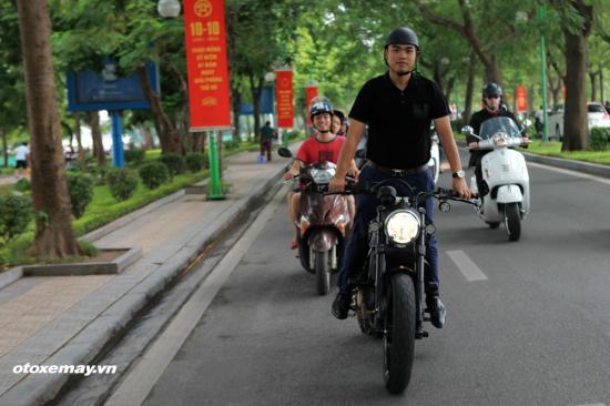 Distinguished Gentleman's Ride lần đầu tại Hà Nội_ảnh30