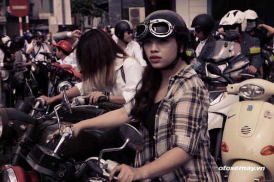 Distinguished Gentleman's Ride lần đầu tại Hà Nội_ảnh31