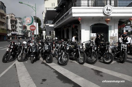 Distinguished Gentleman's Ride lần đầu tại Hà Nội_ảnh4