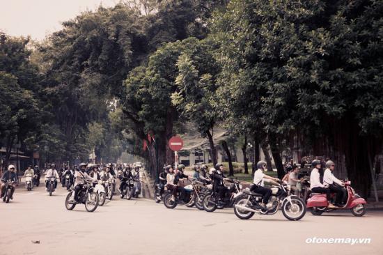 Distinguished Gentleman's Ride lần đầu tại Hà Nội_ảnh33