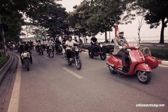 Distinguished Gentleman's Ride lần đầu tại Hà Nội_ảnh34