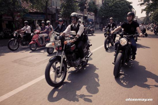 Distinguished Gentleman's Ride lần đầu tại Hà Nội_ảnh35