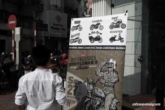 Distinguished Gentleman's Ride lần đầu tại Hà Nội_ảnh3