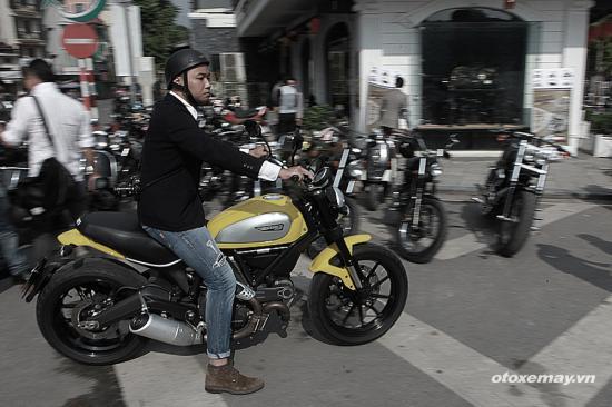 Distinguished Gentleman's Ride lần đầu tại Hà Nội_ảnh12