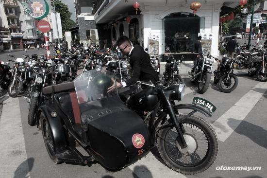 Distinguished Gentleman's Ride lần đầu tại Hà Nội_ảnh14