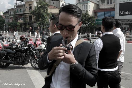 Distinguished Gentleman's Ride lần đầu tại Hà Nội_ảnh15