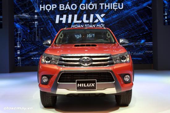 Toyota Hilux hoàn toàn mới_ảnh3