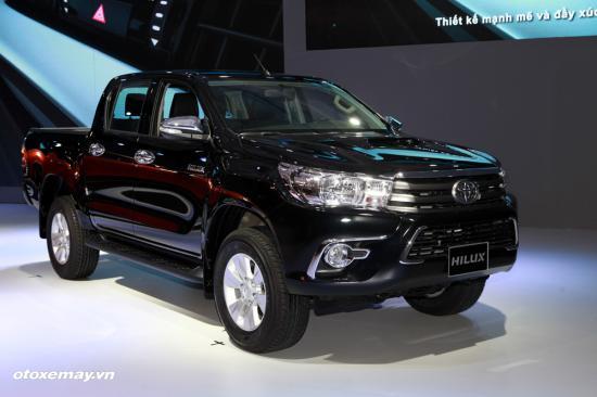 Toyota Hilux hoàn toàn mới_ảnh17