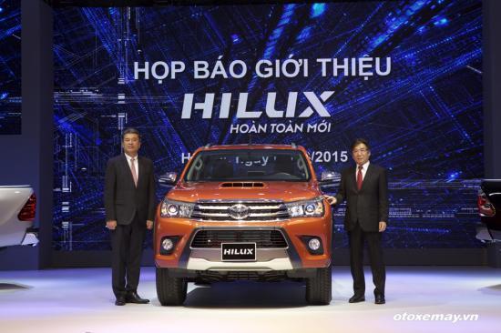 Toyota Hilux hoàn toàn mới_ảnh2