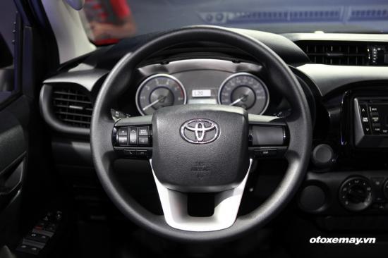 Toyota Hilux hoàn toàn mới_ảnh20