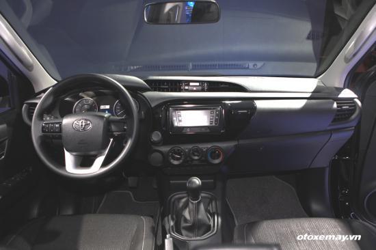 Toyota Hilux hoàn toàn mới_ảnh19