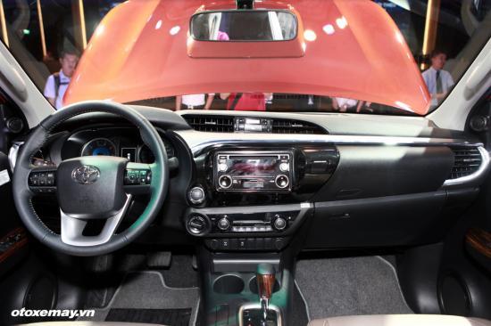 Toyota Hilux hoàn toàn mới_ảnh8