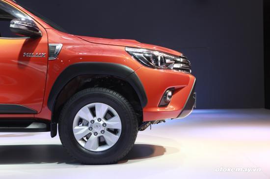 Toyota Hilux hoàn toàn mới_ảnh7
