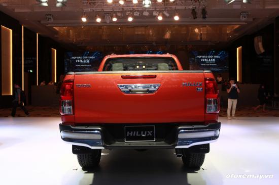 Toyota Hilux hoàn toàn mới_ảnh4