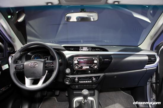Toyota Hilux hoàn toàn mới_ảnh14