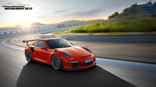 Porsche mang gì tới VIMS 2015_ảnh1