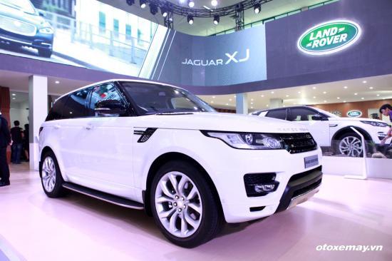 VIMS 2015: Jaguar Land Rover – mang chất Anh tới triển lãm_ảnh7