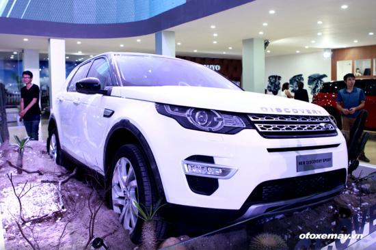 VIMS 2015: Jaguar Land Rover – mang chất Anh tới triển lãm_ảnh8