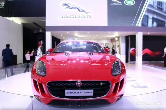 VIMS 2015: Jaguar Land Rover – mang chất Anh tới triển lãm_ảnh6