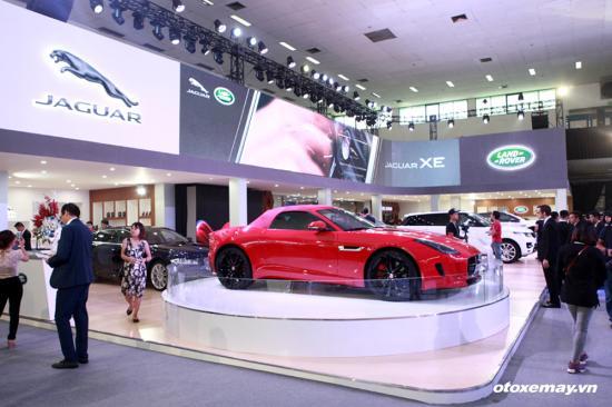 VIMS 2015: Jaguar Land Rover – mang chất Anh tới triển lãm_ảnh4