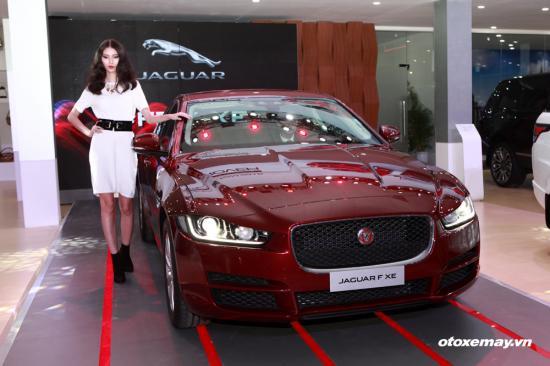 VIMS 2015: Jaguar Land Rover – mang chất Anh tới triển lãm_ảnh1