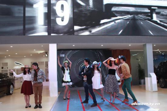 VIMS 2015: Jaguar Land Rover – mang chất Anh tới triển lãm_ảnh3