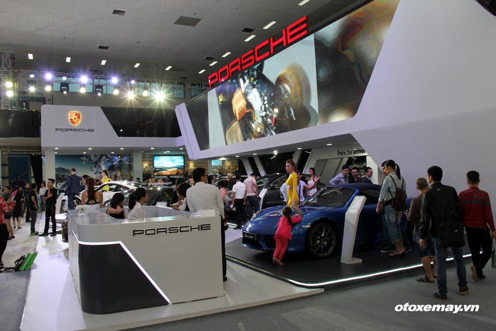 VIMS 2015: Ngày đầu triển lãm: 20.000 lượt khách, trên 60 xe bán_ảnh7