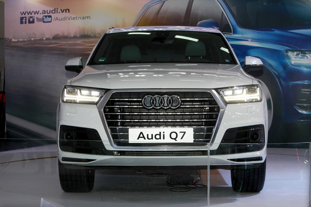 Cận cảnh chi tiết Audi Q7 tại VIMS 2015_ảnh4