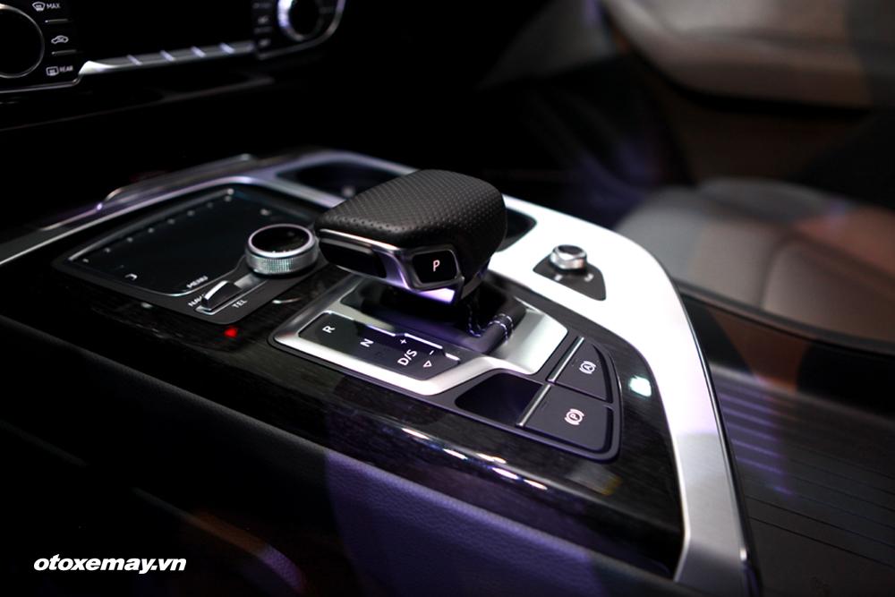 Cận cảnh chi tiết Audi Q7 tại VIMS 2015_ảnh19
