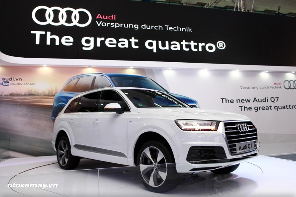 Cận cảnh chi tiết Audi Q7 tại VIMS 2015_ảnh1