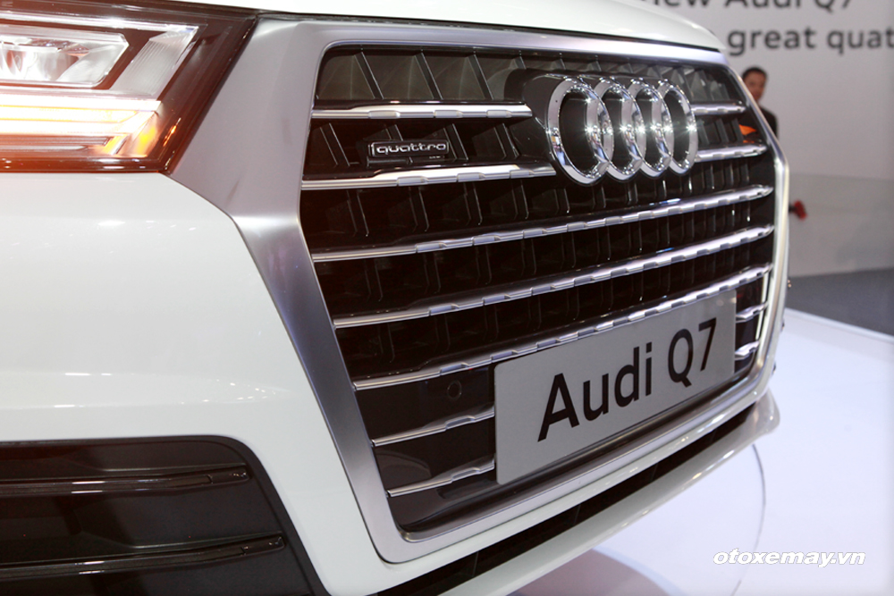 Cận cảnh chi tiết Audi Q7 tại VIMS 2015_ảnh5
