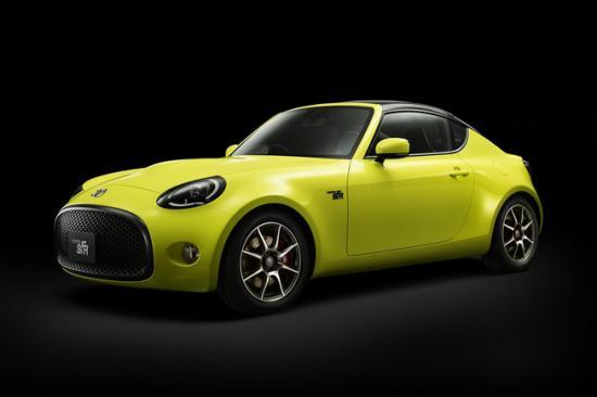Toyota sắp tung xe thể thao hạng nhỏ tại Tokyo motor show 2015 ảnh7