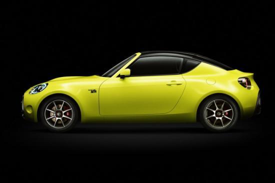 Toyota sắp tung xe thể thao hạng nhỏ tại Tokyo motor show 2015 ảnh3