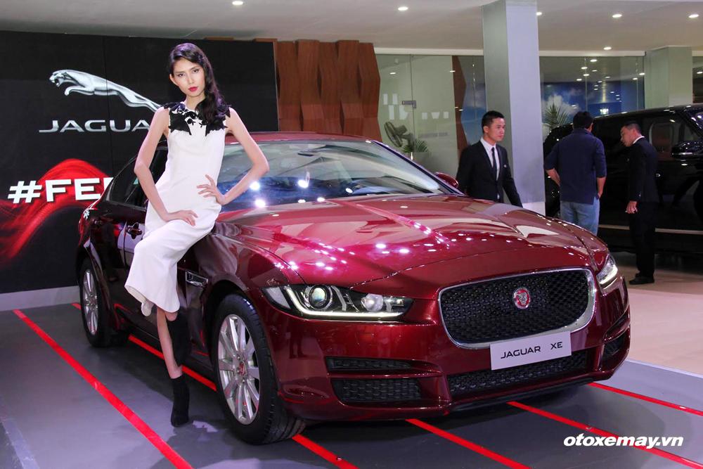 Jaguar XE 2015 làm nóng phân khúc sedan hạng sang Việt Nam-1