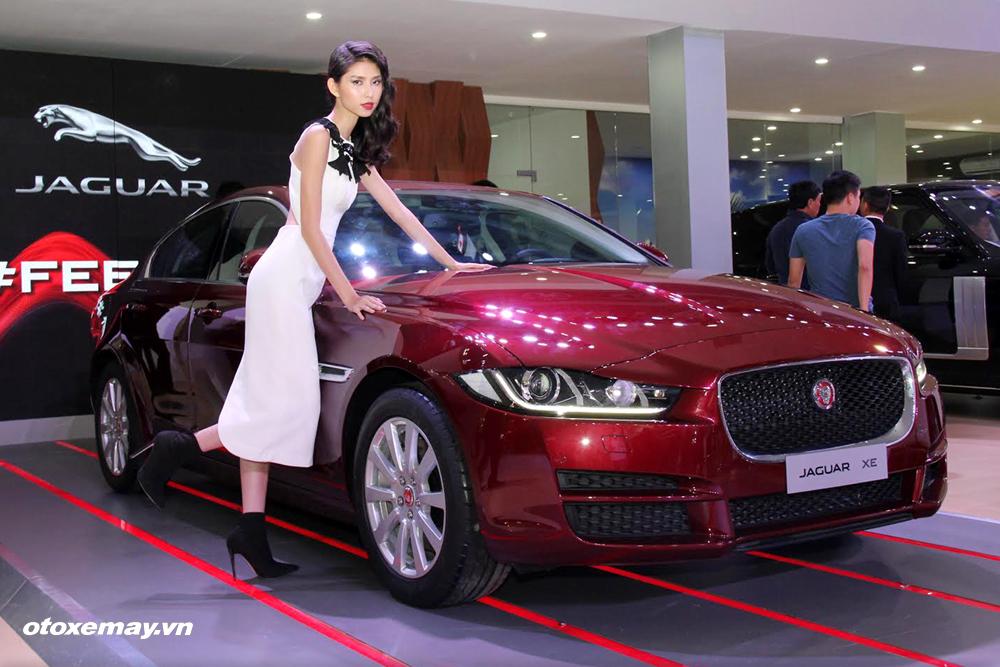 Jaguar XE 2015 làm nóng phân khúc sedan hạng sang Việt Nam-11