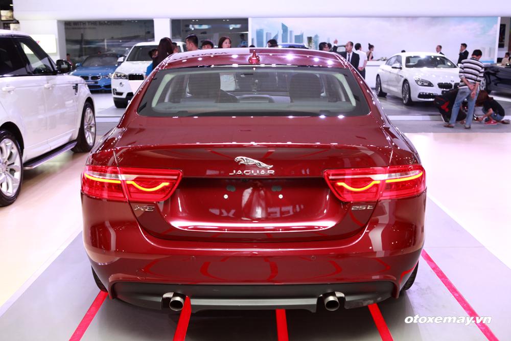 Jaguar XE 2015 làm nóng phân khúc sedan hạng sang Việt Nam-15